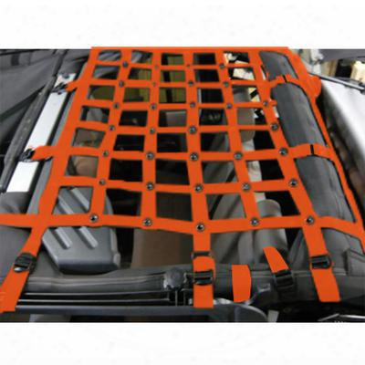Dirtydog 4x4 Rear Cargo Netting - J4nn07m1or