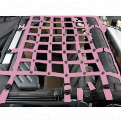 Dirtydog 4x4 Rear Cargo Netting - J4nn07m1pk