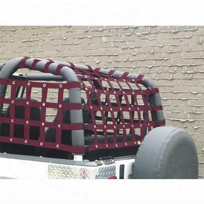 Dirtydog 4x4 Rear Cargo Netting - Y2nn92rcmr