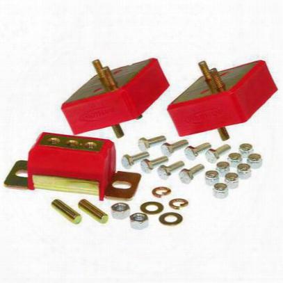 Prothane Motion Control Motor/transmission Mount Set - 1828