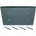 Currie Spare Tire Mount Delete Cover - CE-9807TG