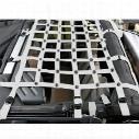 DirtyDog 4x4 Rear Cargo Netting - J4NN07M1WH