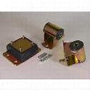 Prothane Motion Control Motor/Transmission Mount Set - 1-1903-BL