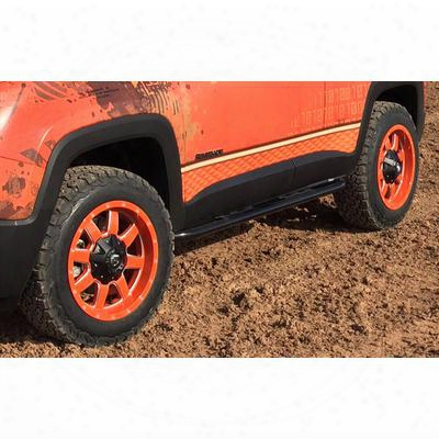 Daystar Rock Sliders - Kj50012bk
