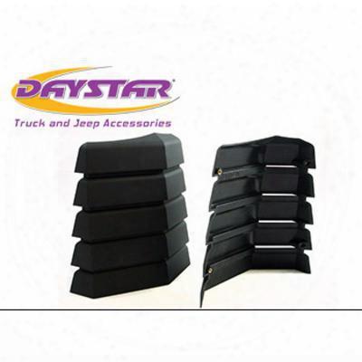 Daystar Tj And Yj Hood Vents - Kj71042bk