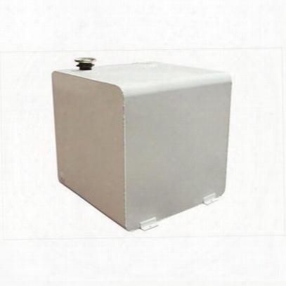Dee-zee Square Liquid Transfer Tank (white Powdercoat) - Dz91750s