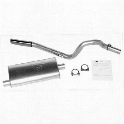 Dynomax Cat Back Exhaust System - 17340