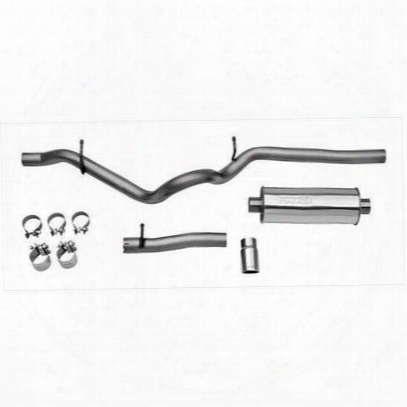Dynomax Stainless Steel Exhaust System - 39459