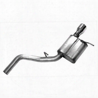 Dynomax Ultra Flo Welded Muffler Assembly - 54779