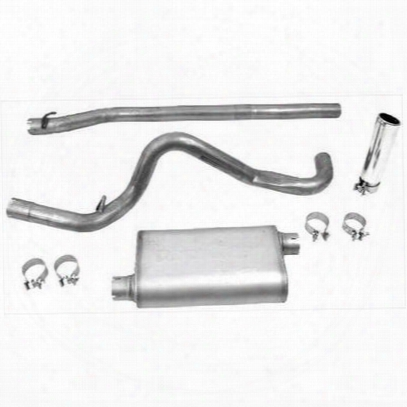 Dynomax Vt Cat-back Exhaust System - 38446