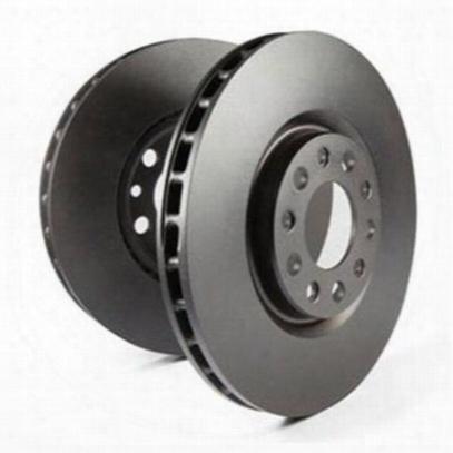 Ebc Brakes Ultimax Oe Style Disc Kit - Rk7556