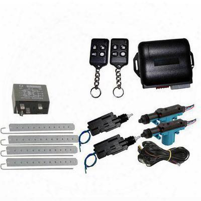 Electric Life Power Lock Kit With Keyless - 95338