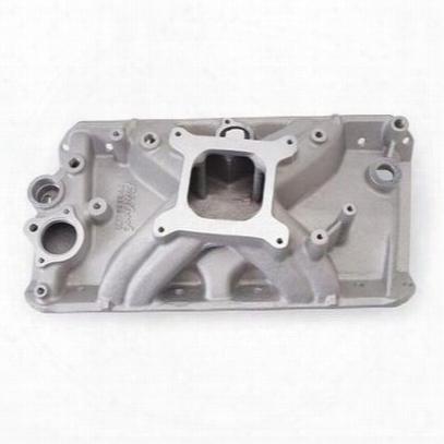 Edelbrock Torker Amc Intake Manifold (polished) - 29301