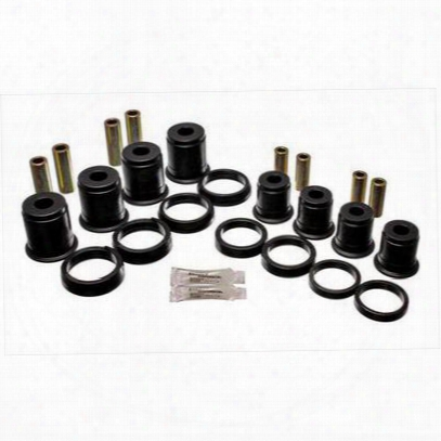 Energy Suspension Control Arm Bushing Set (black) - 2.3101g
