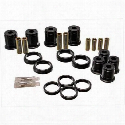 Energy Suspension Control Arm Bushing Set (black) - 2.3103g