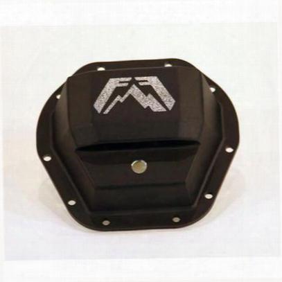 Fab Fours Dana 44 Black Steel Cover - P1250-1