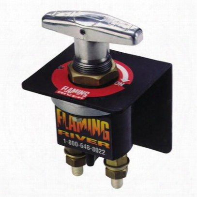 Flaming River Big Switch Battery Disconnect Switch - Fr1003-1