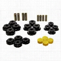 Energy Suspension Control Arm Bushing Set (Black) - 2.3107G