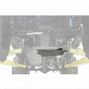 Fab Fours Transfer Case Skid Plate - JK3031-B