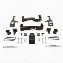 Fabtech 6 Inch Basic Lift Kit w/Performance Rear Shocks - K2194