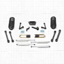 Fabtech 6 Inch Performance Lift Kit w/Performance Shocks - K3038