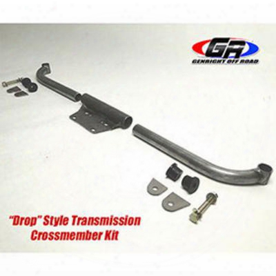 Genright Transmission Crossmember Kit - Bkt-1050