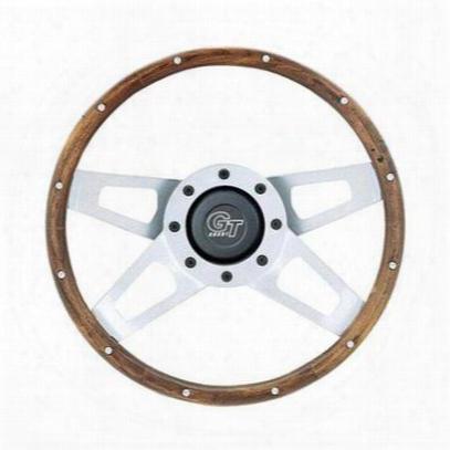Grant Steering Wheels Challenger Wood Steering Wheel - 405