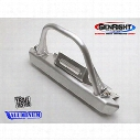 GenRight Front Bumper with Winch Guard (Bare) - FBB-4245