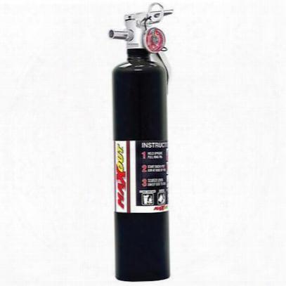 H3r Performance 2.5 Lb. Maxout Black Dry Chemical Fire Extinguisher - Mx250b