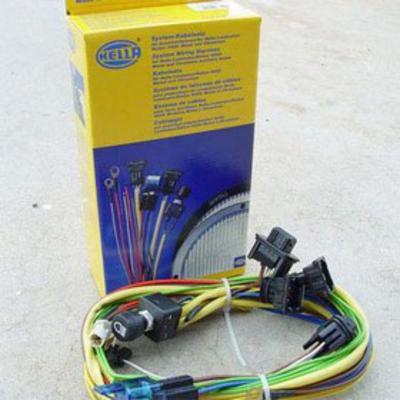 Hella Wiring Harness For Rallye 4000 Lights - 148541001