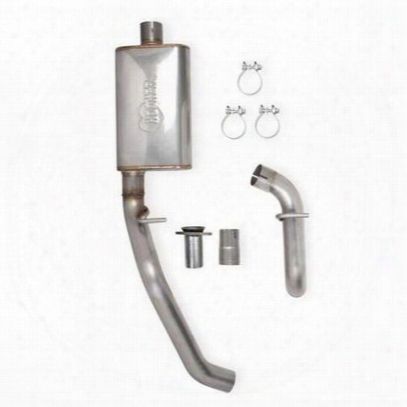 Holley Performance Blackheart Cat-back Exhaust Kit - Hol70505404-rhkr