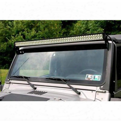 Hyline Offroad Led Light Bar Mount (black ) - 300.600.110