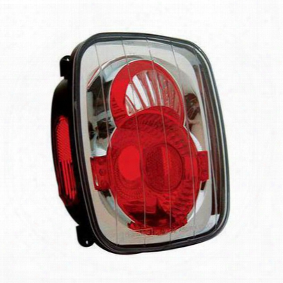 In Pro Carwear Crystal Clear Tail Lamps - Cwt-ce407c