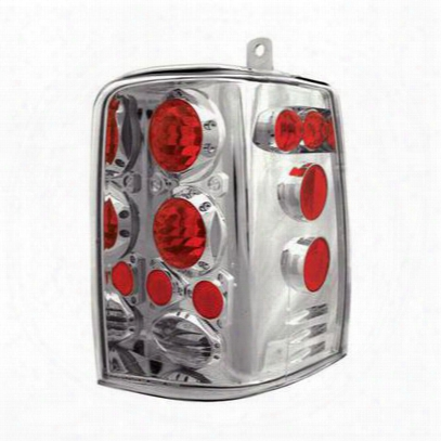 In Pro Carwear Crystal Clear Tail Lamps - Cwt-ce5001c