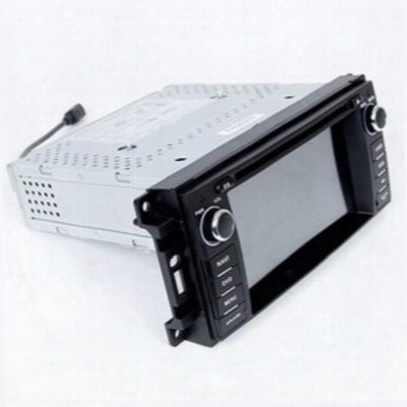 Insane Audio In-dash Navigation And Multimedia Entertainment System - Jk1001