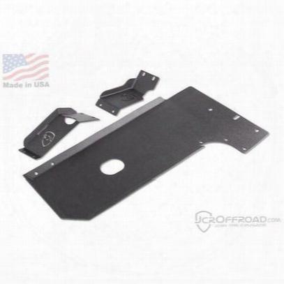 Jcroffroad Engine Skid Plate (bare Steel) - Jksd-gn-bare