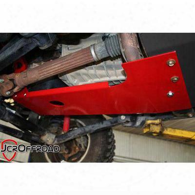 Jcroffroad Engine Skid Plate (black) - Jksd-gn-pc