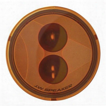 "Jw Speaker 239 J2 Series 3.5"" Round Led Front Turn Signals (amber) - 0346483"