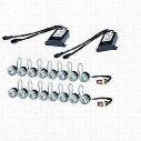 Hella LEDay Flex-8 LED Kit with Position Lamp - 10458871