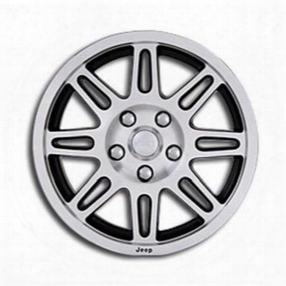 Jeep 2007-2013 Jeep Jk Wheel, 17x7.5 With 5 On 5 Bolt Pattern - Machined (machined) - 82210862