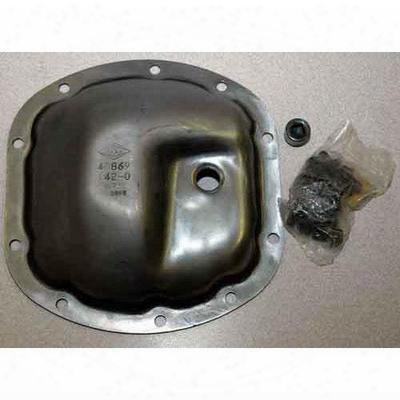 Jeep Dana 30 Jk Steel Cover Kit - 68004077aa