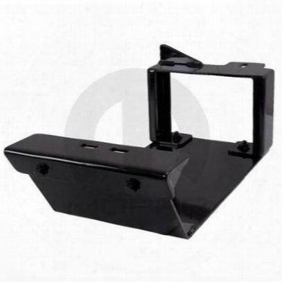 Jeep Evaporator Skid Plate (black) - 800rr340