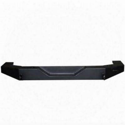 Jeep Rock Crawler Off Road Rear Bumper (black) - 82213580