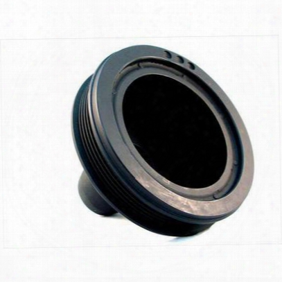 Jet Performance Products Jet Underdrive Pulleys (coated) - 90171