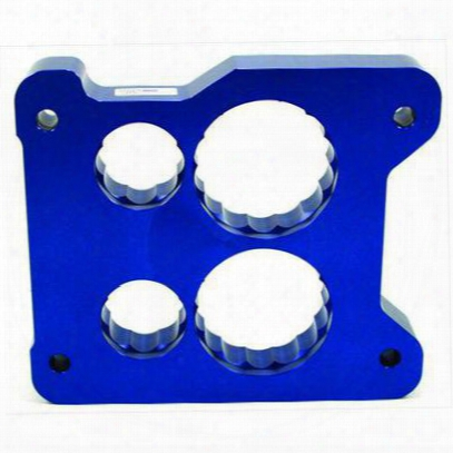 Jet Performance Products Powr-flo Quadrajet 4 Barrel Carburetor Spacer - 62200