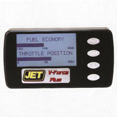 Jet Performance Products V-force Plus Performance Module - 67036