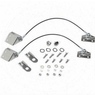 Kentrol Tailgate Pivot Latch Assembly Kit - 30666