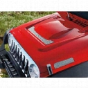 Jeep Power Dome Vented Hood - P5155351