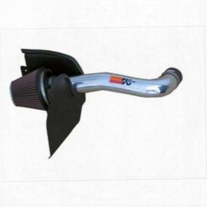 K&n Filter 77 Series High Flow Air Intake Kit - 77-1540kp