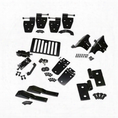 Kentrol Exterior Dress Up Kit - 9806blkacc